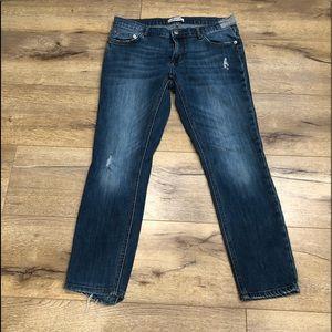 Zara Women's Light Blue Jeans Size 06